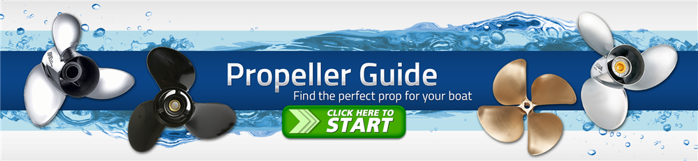 Boat Propeller Selection Wizard Guide