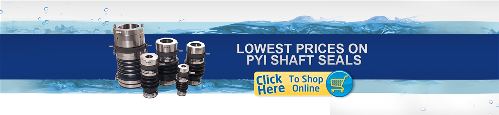 PYI Inc shaft seals for sale