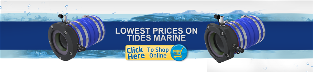 Tides Marine Shaft Seals for your boat